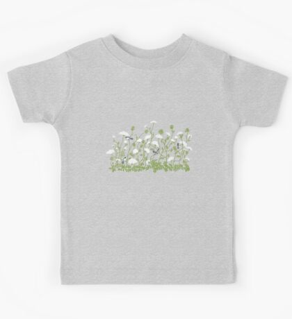 Queen Anne Lace Kids Tee
