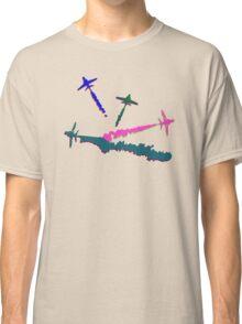 Technicolour Arrows Classic T-Shirt
