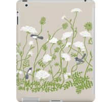Queen Anne Lace iPad Case/Skin