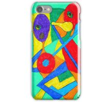 The singer iPhone Case/Skin