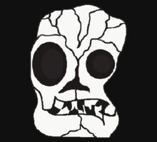 Wonky Skull. by Paul Rees-Jones