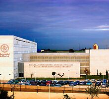 School of Labour at the University of Huelva by paulrommer