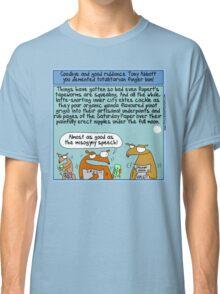 Farewell Tony Abbott Classic T-Shirt