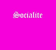 Mean Girls - Socialite by Call-me-dickie