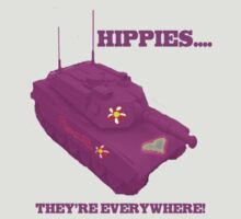 Hippies......no escaping them by slugman