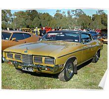 1975 Ford Landau Hardtop Poster