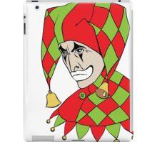 Sad Arlequin iPad Case/Skin