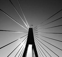 ANZAC Bridge by Cathi Norman