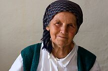 Old woman by sonjas