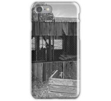 China Camp Winch Shed iPhone Case/Skin
