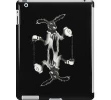 March Hare Card Design iPad Case/Skin