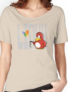 Linux vs Windows Women's Relaxed Fit T-Shirt