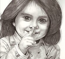 Cheeky Girl by Karen Townsend
