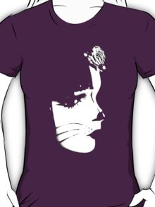 The Cat (without black b/g) T-Shirt