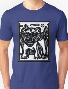 Bear, Polar Bear, Wall Art, Graphic Print Art T-Shirt