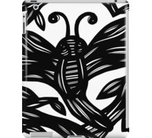 Dragonfly, Insect, Graphic Print Art iPad Case/Skin