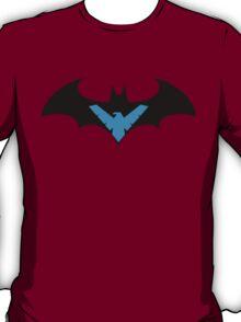 Batman VS Nightwing T-Shirt