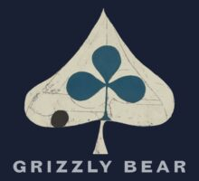 Grizzly Bear - Shields (Light Text) Kids Clothes