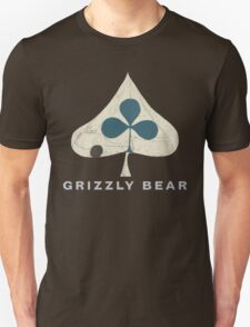 Grizzly Bear - Shields (Light Text) T-Shirt