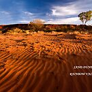 Sand Dunes Rainbow Valley by bettyb