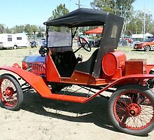 1915 Model T Ford by elsha