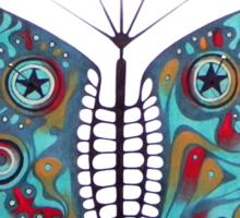 constellation butterfly Sticker