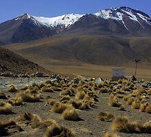 Bolivian mountains - Bolivia by chrisfx