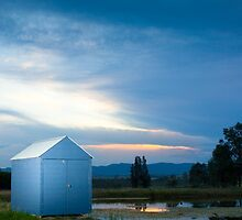 Hunter Valley Sunset by Rowen Atkinson