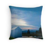 Hunter Valley Sunset Throw Pillow