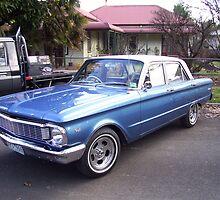 1965 XP Ford Falcon by elsha