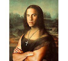 The Mona Diesel Photographic Print