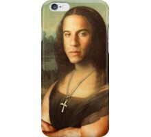 The Mona Diesel iPhone Case/Skin