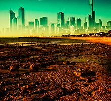Surreal Melbourne by Alf Caruana
