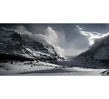 Athabasca Glacier Photographic Print