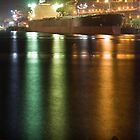 Port Kembla Shipping by Rowen Atkinson