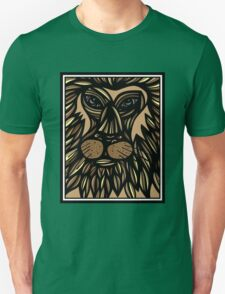 Art Print, Lion Art Print, Wall Art, Graphic Print Art T-Shirt