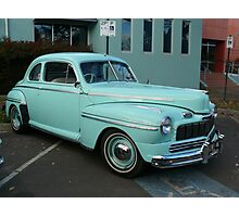 1946 Ford V8 Coupe Photographic Print
