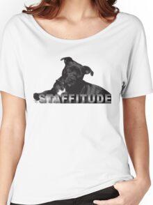 Staffitude Women's Relaxed Fit T-Shirt