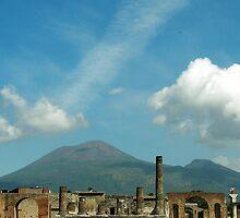 Mt. Vesuvius by James Ritchie