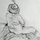 Life Drawing 1 by Mike Paget