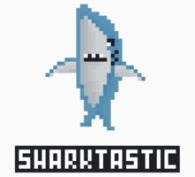 Shark-tastic Left Shark by Pixel-League