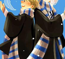 Potterlock - Julian/Oliver case by Zasha Latief