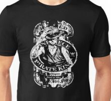 Wanted Pirate King Unisex T-Shirt