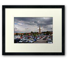 Grantham Framed Print