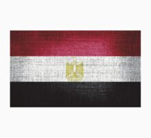 Egypt Flag Kids Clothes