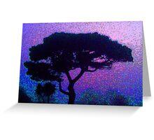 Fir Tree 1 Greeting Card