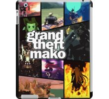 Grand Theft Mako iPad Case/Skin