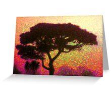 Fir Tree 2 Greeting Card