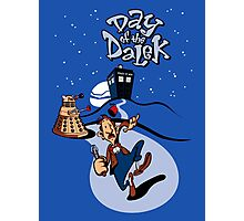 Day of the Dalek Photographic Print