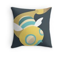 Dunsparce - 2nd Gen Throw Pillow